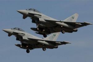 التحالف يقصف موقعا لإطلاق الصواريخ الباليستية في صنعاء