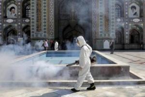 عاجل..وفيات كورونا في إيران ترتفع إلى 5301