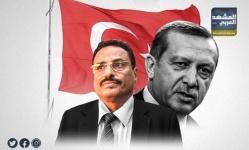 إبعاد الجبواني.. هل ينفرط عقد عملاء تركيا وقطر داخل الشرعية؟