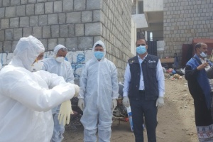 أوتشا: توزيع 100 حقيبة طوارئ لحالات الحجر الصحي