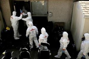 بلجيكا تعلن وفاة 500 شخص جراء كورونا
