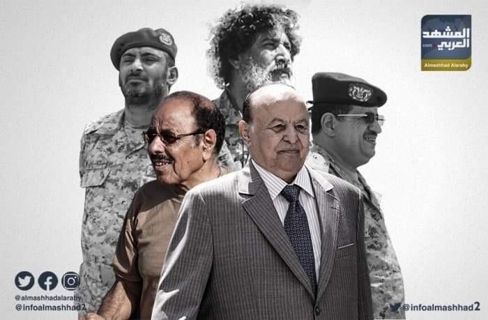 الشرعية توظف دعوات التهدئة لاستكمال تسليم الجبهات للحوثي