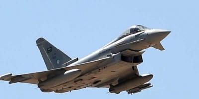 التحالف العربي يقصف مواقع حوثية في الجوف ومأرب