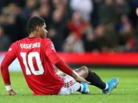 مانشستر يونايتد يعلن تعافي راشفورد من إصابته