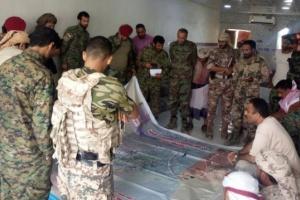 غرف عمليات مشتركة لتعزيز العمل الأمني في لحج