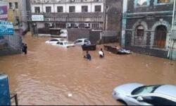 آلاف الجوعى.. الأمم المتحدة ترصد خسائر الجنوب من السيول