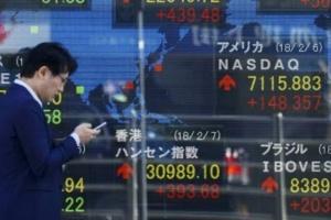 """مؤشر """"نيكي"""" الياباني ينخفض مسجلا أسوأ أداء فصلي منذ 2008"""