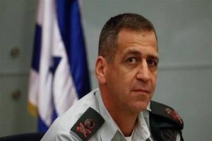 رئيس أركان الجيش الإسرائيلي يدخل الحجر الصحي