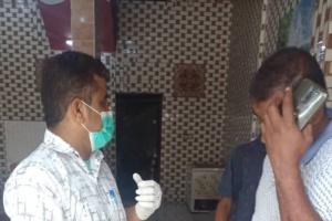 إغلاق مطاعم مخالفة لمعايير السلامة الصحية في حالمين