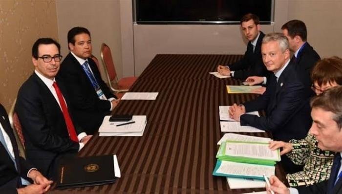 اجتماع وزراء مالية مجموعة العشرين لبحث تداعيات أزمة كورونا وتأثيرها على الاقتصاد العالمى