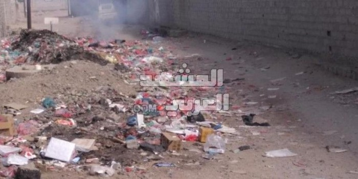 قمامة الحوثي في صنعاء.. مرتع لصناعة الأوبئة