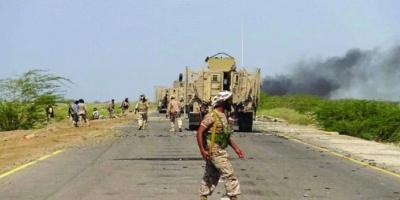 هجوم حوثي على التحيتا ينتهي بمحرقة للمليشيا