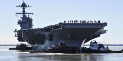 أمريكا ترفض إخلاء حاملة طائرات تفشى بها «كورونا»