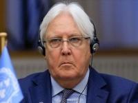 غريفيث: استمرار التصعيد العسكري له عواقب وخيمة باليمن