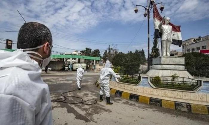 بعد وفاة إمرأة بكورونا.. سوريا تعلن عزل بلدة منين بريف دمشق