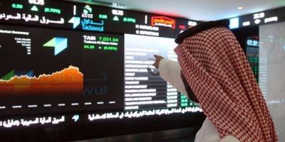 """البورصة السعودية تغلق على ارتفاع وسهم """"أرامكو"""" يصعد للجلسة السابعة على التوالي"""