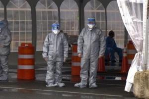 جامعة أمريكية: 884 وفاة بـ«كورونا» حصيلة يوم واحد