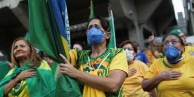 تعاون أمريكي برازيلي لمواجهة فيروس كورونا