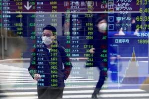 الأسهم اليابانية تهبط في بداية تعاملات الخميس
