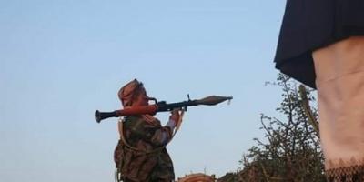 القوات الجنوبية تقصف ثكنات حوثية بالفاخر