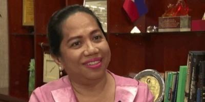 وفاة سفيرة الفلبين لدى لبنان بفيروس كورونا