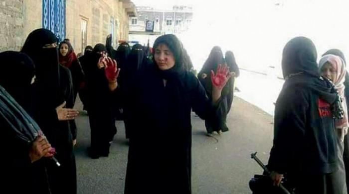 النساء والحرب.. أجسادٌ نالها كثير من الإرهاب الحوثي