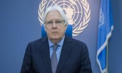 غريفيث: مشاورات ثنائية لوقف إطلاق النار