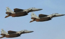 التحالف العربي يقصف اللبنات لطرد الحوثيين