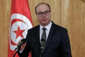 رئيس الوزراء التونسي يخضع لفحص فيروس كورونا