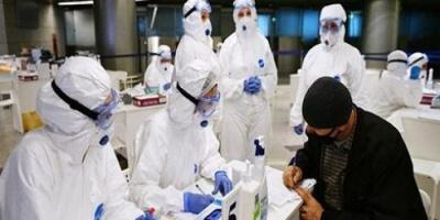 4149 إجمالي الإصابات بفيروس كورونا في روسيا