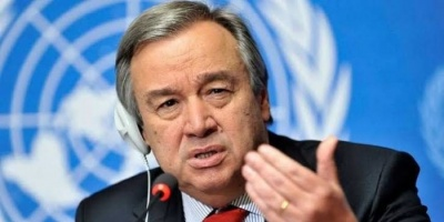 غوتريس: يجب وقف القتال عالميا وإعلان الحرب على كورونا