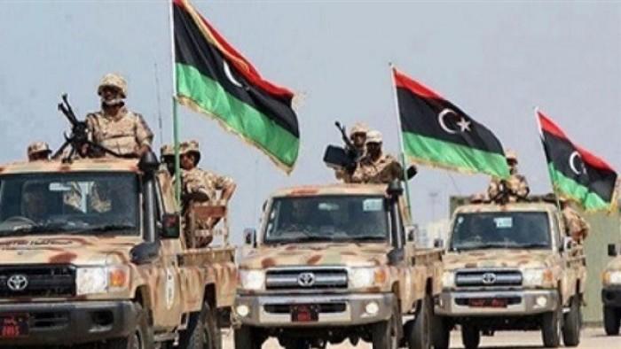 الجيش الوطني الليبي يأسر 14 عنصرا من الميليشيات جنوبي طرابلس