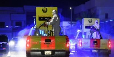 """للحد من انتشار كورونا.. """"الإمارات"""" تعلن استمرارية حملة التعقيم الوطنية"""
