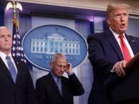 عاجل.. انطلاق المؤتمر اليومي لخلية الأزمة الأمريكية لبحث مستجدات كورونا