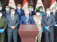 خلية الأزمة: العراق سيصنف ضمن الدول المسيطرة على تفشي كورونا