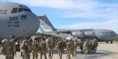 عاجل.. التحالف الدولي يعلن مغادرة قواته قاعدة الحبانية بالعراق 