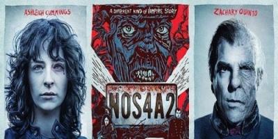 1 يونيو.. عرض الموسم الثاني لمسلسل الرعب NOS4A2