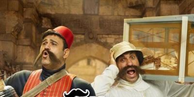 """أحمد فهمي ينشر بوسترات مسلسله الجديد """"رجالة البيت"""""""