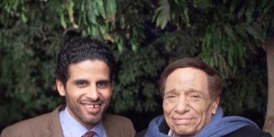 """حمدي الميرغني عن وقوفه أمام عادل إمام في """"فالنتينو"""" :حلم ربنا كرمني بتحقيقه"""