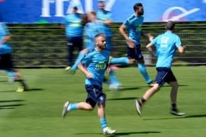 مقر معسكر المنتخب الإيطالي لكرة القدم يستقبل المصابين بفيروس كورونا