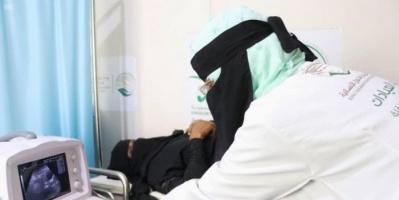 عيادات سعودية تعالج 7337 مريضا في الخوخة