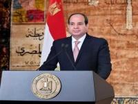 الرئيس المصري يعلن تضامن بلاده مع العالم أجمع بجائحة كورونا