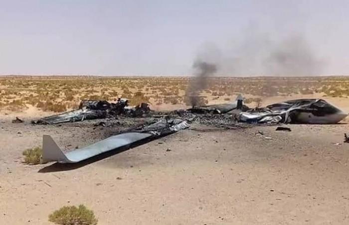 الجيش الوطني الليبي: إسقاط طائرة تركية مسيرة شرقي مصراتة