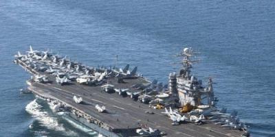 حاملة الطائرات «يو إس إس هاري ترومان» تغادر الشرق الأوسط