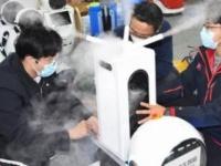 الصين ترسل فريقًا طبيًا إلى العراق لمكافحة كورونا