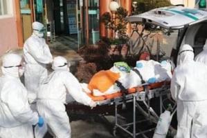 ارتفاع الإصابات المؤكدة بكورونا في أوكرانيا إلى 1251