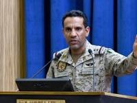 التحالف العربي: سقوط بالستي حوثي في صعدة