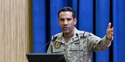 التحالف العربي: سقوط باليستي حوثي في صعدة