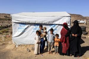 مفوضية اللاجئين: الآلاف في اليمن معرضون لفيروس كورونا