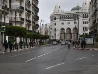 اليوم بدء تطبيق حظر التجول في الجزائر بسبب انتشار كورونا